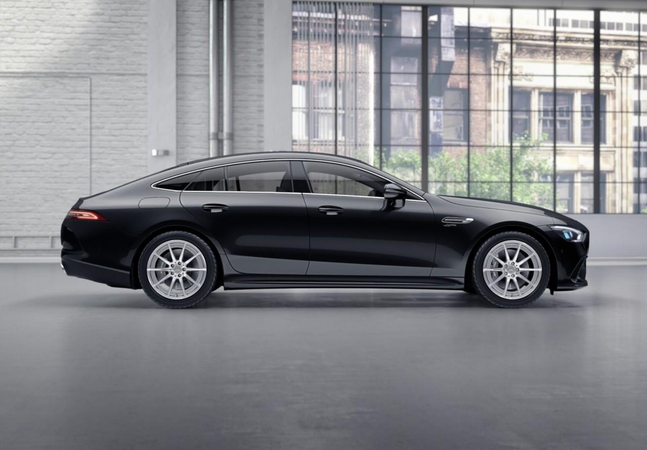 Mercedes-Benz AMG GT Liftback